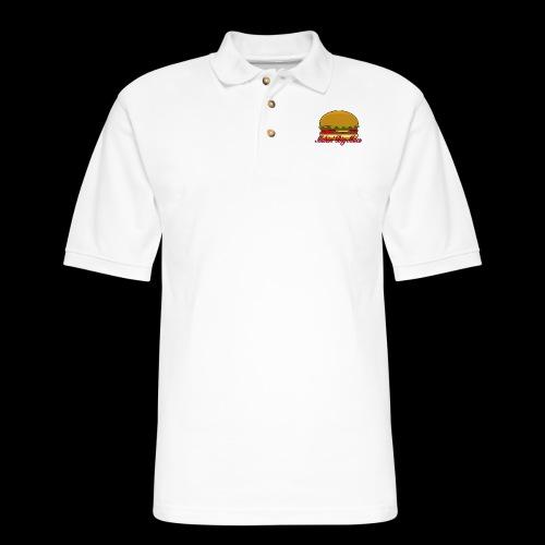 Makin Big Macs - Men's Pique Polo Shirt