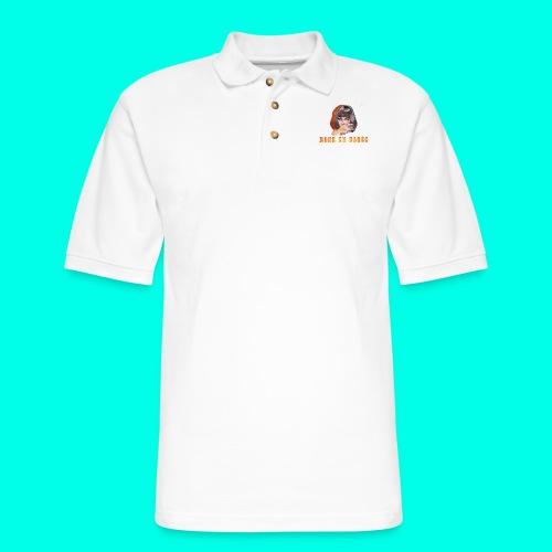 MAKE'EM DANCE - Men's Pique Polo Shirt