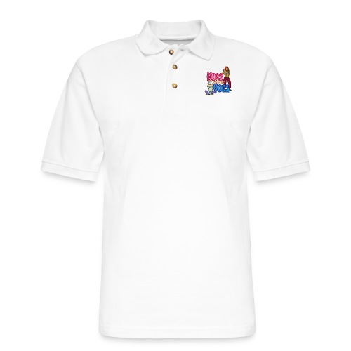 Hoes Before Voes - Men's Pique Polo Shirt