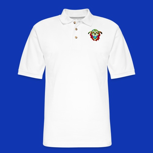 Mindskull T-shirt - Men's Pique Polo Shirt