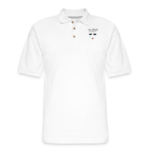 girlyteegraphic - Men's Pique Polo Shirt