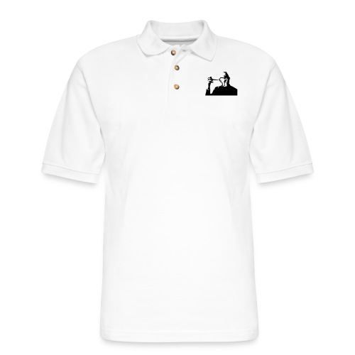 Karl Barth - Men's Pique Polo Shirt