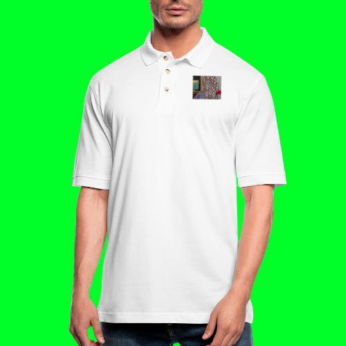MAGOR FLEX - Men's Pique Polo Shirt
