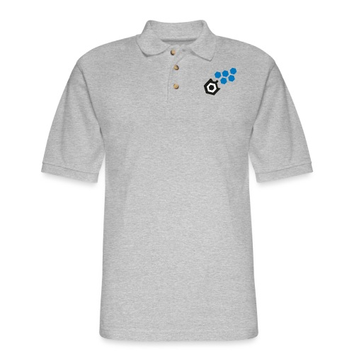NLS Merch - Men's Pique Polo Shirt
