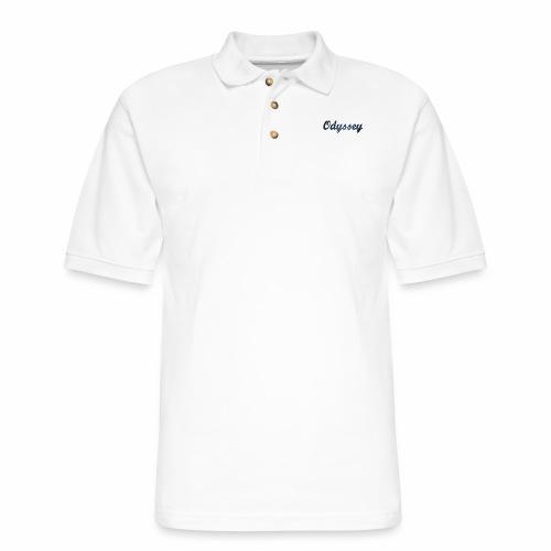 Galaxy Odyssey - Men's Pique Polo Shirt