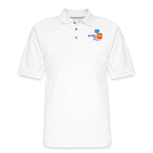 Amikumu Parolu Apude - Men's Pique Polo Shirt