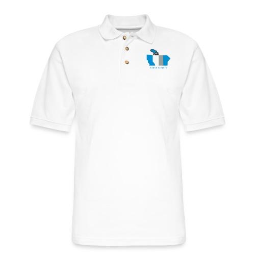 Armed Alberta - Men's Pique Polo Shirt