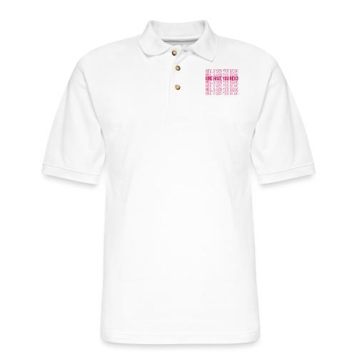 GHYR Grocery Bag Style tee - Men's Pique Polo Shirt