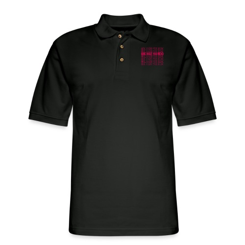 GHYR Grocery Bag Style tee - Men's Pique Polo Shirt