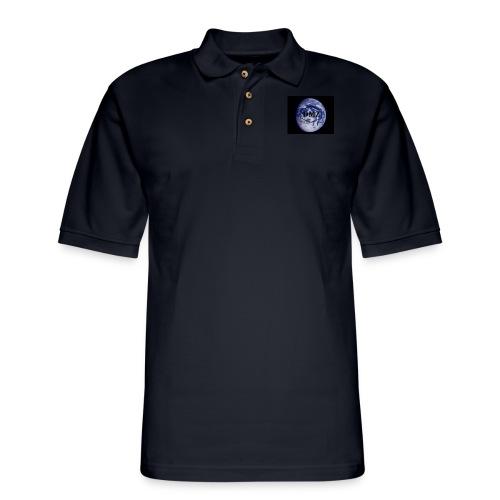DMZ Apparel - Men's Pique Polo Shirt