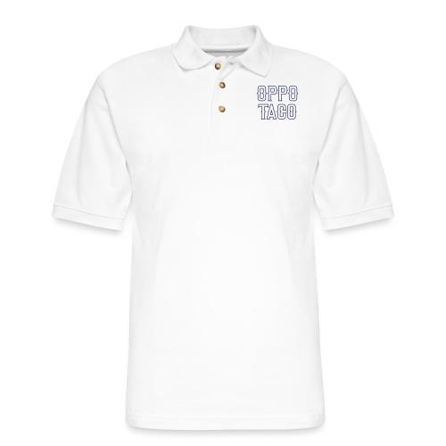 Oppo Taco (Los Angeles) - Men's Pique Polo Shirt