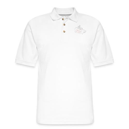 Coast to Coast - Men's Pique Polo Shirt