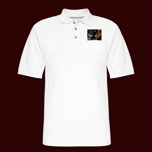 The 13th Doll Cast and Puzzles - Men's Pique Polo Shirt