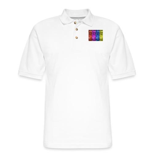 turnup juice - Men's Pique Polo Shirt