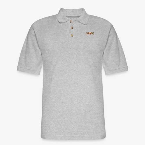 4 and 1/2 Douglases - Men's Pique Polo Shirt