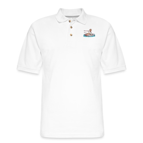Tom Goonraft Tote - Men's Pique Polo Shirt