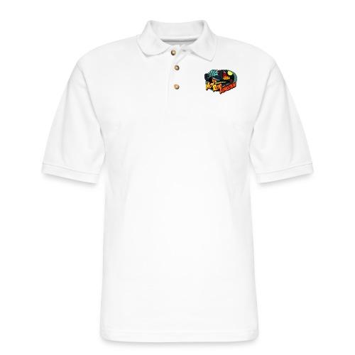 Hot Rod Lincoln - Men's Pique Polo Shirt