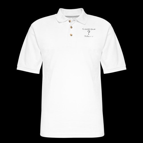 Loyal - Men's Pique Polo Shirt