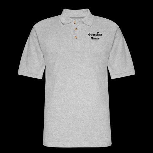 Question - Men's Pique Polo Shirt