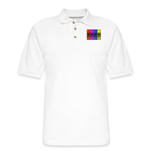 Eye Queen - Men's Pique Polo Shirt