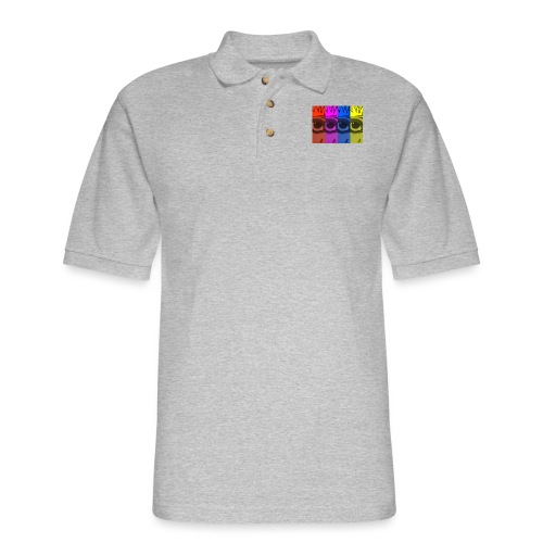 Eye Queen - Men's Pique Polo Shirt