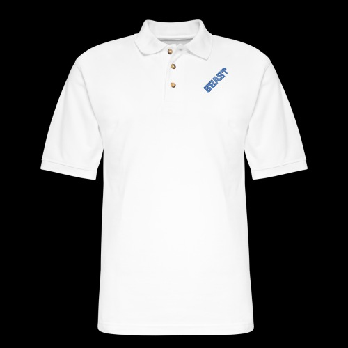 BEAST JACKETS - Men's Pique Polo Shirt