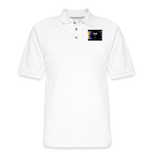 Lit - Men's Pique Polo Shirt