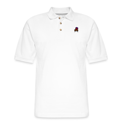 Bloby - Men's Pique Polo Shirt
