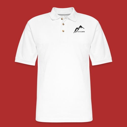 Savage MTB original - Men's Pique Polo Shirt
