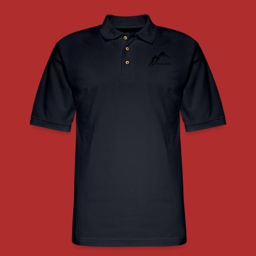 Savage MTB original - Men's Pique Polo Shirt
