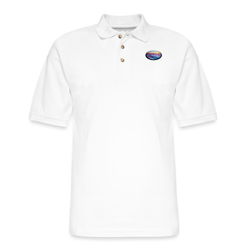 I will fear no evil tee - Men's Pique Polo Shirt