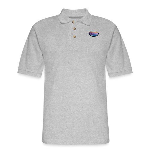 I will fear no evil tee - Men's Pique Polo Shirt