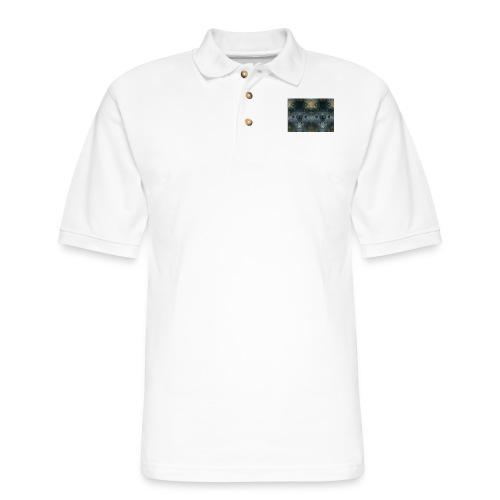 The Zoo at Night - Men's Pique Polo Shirt