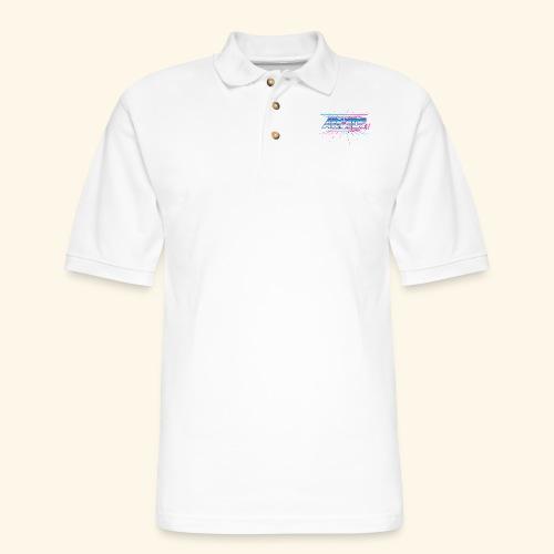 Arcade Fever 81 - Men's Pique Polo Shirt