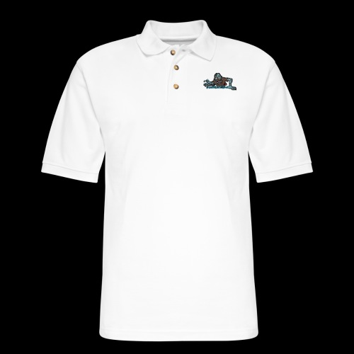 Zombie dark dhs - Men's Pique Polo Shirt