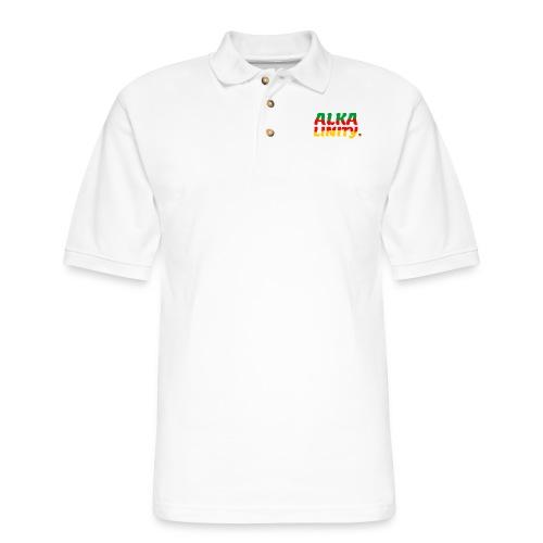 Alkalinity - CLR - Men's Pique Polo Shirt