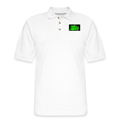 Hypermode merch - Men's Pique Polo Shirt