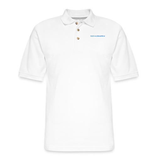 Baby VidLii Link - Men's Pique Polo Shirt