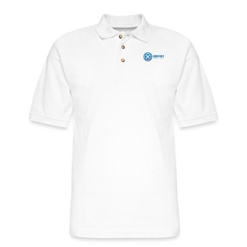 IICT Member Logo - Men's Pique Polo Shirt