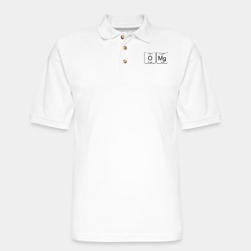Chemistry - Men's Pique Polo Shirt