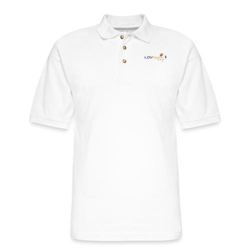 Official Lov Nation - Men's Pique Polo Shirt
