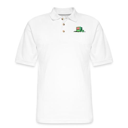 GS - Men's Pique Polo Shirt