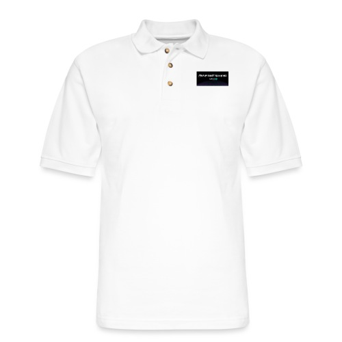 Friday Night New Wave - Men's Pique Polo Shirt