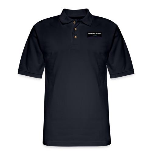 Friday Night New Wave - Men's Pique Polo Shirt