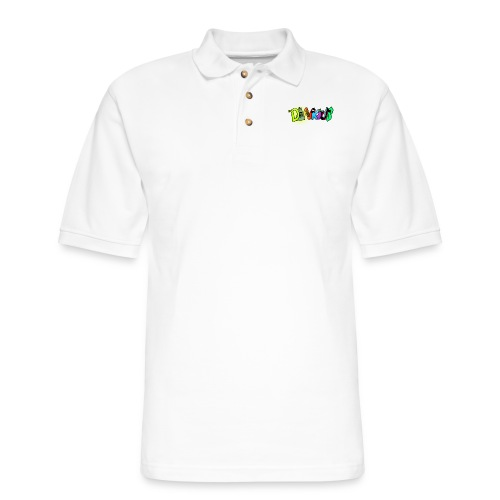 DANKIUS - Men's Pique Polo Shirt