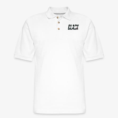 Kali Hoody Punjabi - Men's Pique Polo Shirt