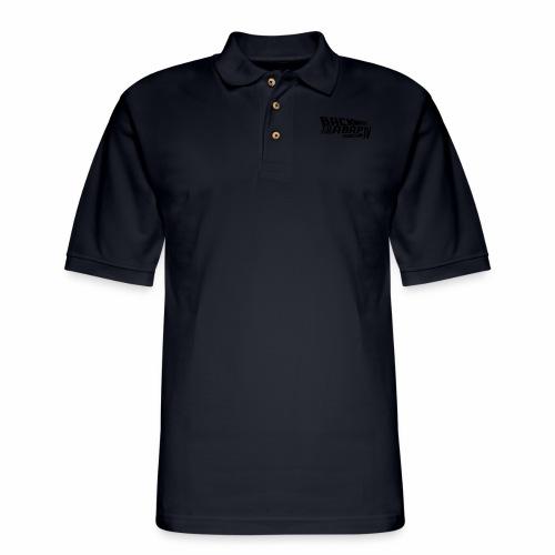 Back To The ABAP - Men's Pique Polo Shirt
