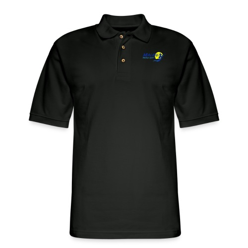 Malibu Paddle Surf T-shirts Hats Hoodies - Men's Pique Polo Shirt