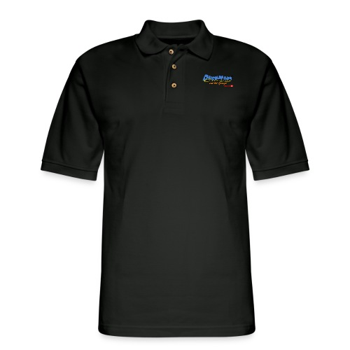 DuckmanCycles and VWGarage - Men's Pique Polo Shirt