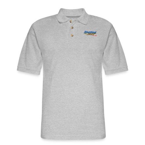 DuckmanCycles and VWGarage - Men's Pique Polo Shirt